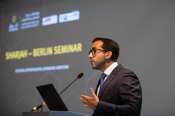 Sharjah Berlin Summit 2016