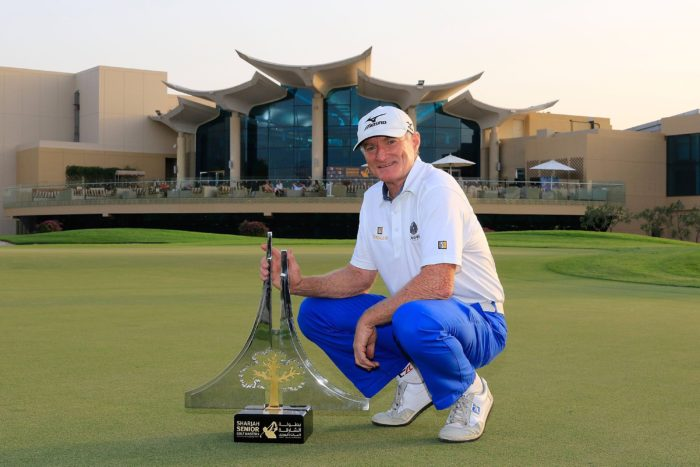Sharjah Senior Golf Masters - Day Three