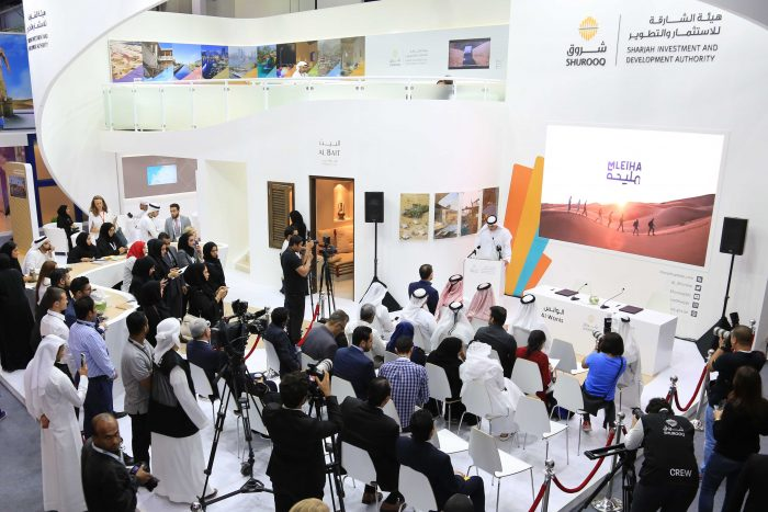 "Shurooq Announces AED 60 Million ""Mleiha Desert Resort"" at ATM 2017 -  Sharjah Investment and Development Authority: Sharjah Investment and  Development Authority"