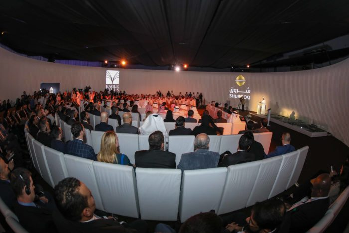 SULTAN AL QASIMI LAUNCHES THREE REAL ESTATE PROJECTS WORTH AED 2 7