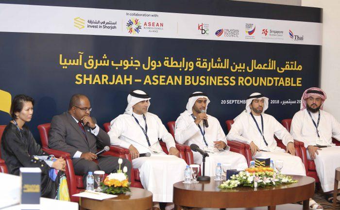 Sharjah and ASEAN Strengthen Economic Ties through Non-Oil